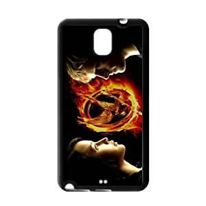 Every New Day The Hunger Games Katniss Everdeen Vs Peeta Mellark Unique Custom Samsung Note3 N900 Best Rubber+Plastic Cover Case