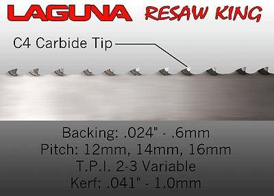 Laguna Tools 1'' Resaw King Bandsaw Blade - 153'' NEW Universal Wood Saw Blade by Laguna Tools 1'' Resaw King Bandsaw Blade - 153''