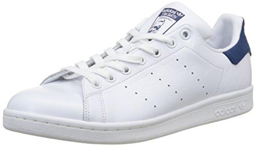 Footwear adidas Weiß White Mystery Footwear Blue White Stan Smith Sneaker Herren 06xrwH0q