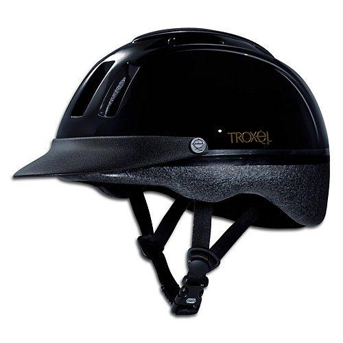 Troxel Sport Helmet, Black, X-Small ()
