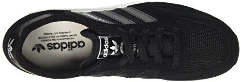 Adidas Unisex-adulti La Trainer Sneakers Uomini Neri (blk / Blk)