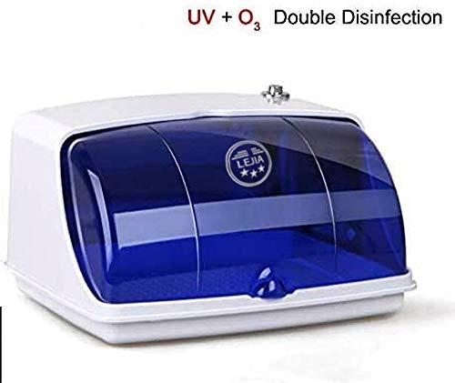 LEJIA UV Esterilizador Caja, para telefonos moviles, chupetes, cepillos de Dientes, cepillos del Maquillaje, vajilla, Ropa Interior, joyeria, Gafas, mascaras, Toalla