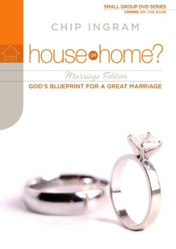House or Home Marriage DVD Series W/1 Study Guide (House Chip Ingram Or Home)