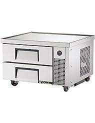 True Mfg TRCB-36, 36 Wide Drawered Refrigerator Chef Base