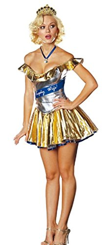 Costume Trophy Girl (Dreamgirl Trophy Wife Costume)