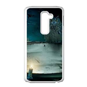 Y-O-U-C3049226 Phone Back Case Customized Art Print Design Hard Shell Protection LG G2
