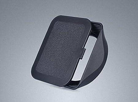 Jfoto Lh49 Gegenlichtblende Aus Schwarzem Metall 49 Kamera