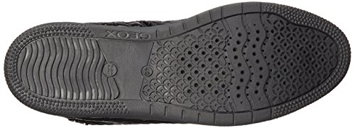 Geox Jr Creamy  - Zapatillas de deporte para niña Black