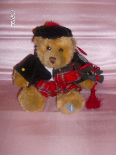 Keel Toys Scottish Teddy (Keel Toys Teddy Bear)