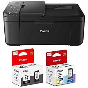 Canon E4270 All-in-One Inkjet Colour Printer with PG47 & CL57S Ink Cartridge