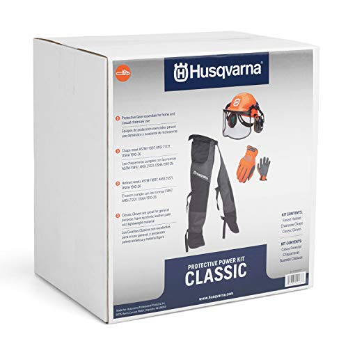 Husqvarna 590091101 Protective Equipment, Orange