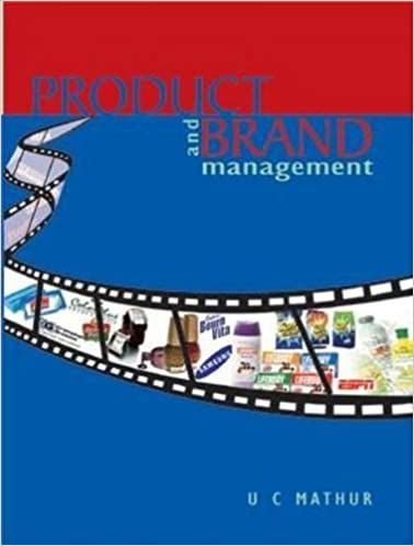 Product And Brand Management Book