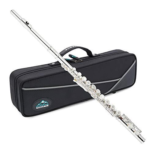 EastRock Open/Closed Hole Flutes C 16 Key for Beginner