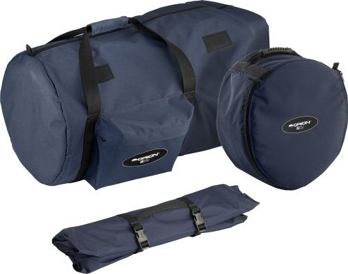 Orion 15094 Set of SkyQuest XX12 Padded Telescope Cases