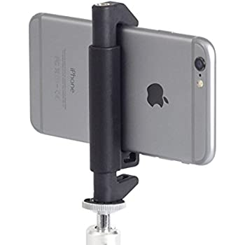 Glif - Adjustable Tripod Mount & Stand For Smartphones (Apple iPhone, Samsung, HTC, etc.)