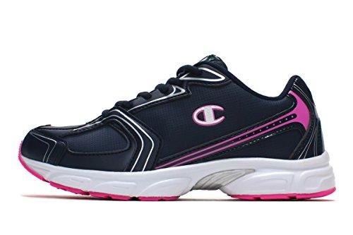Champion - Zapatillas de gimnasia para mujer