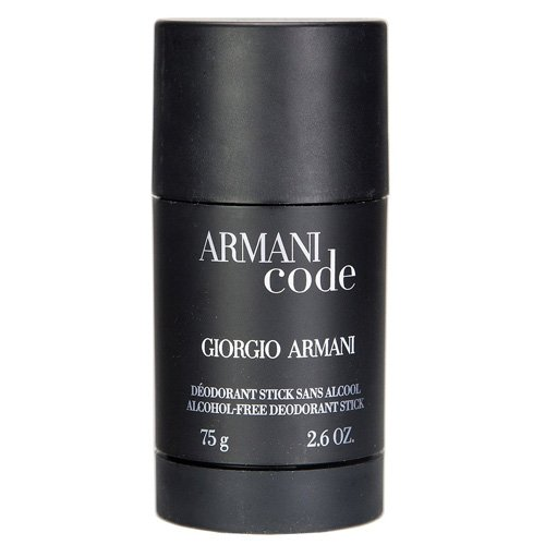 Price comparison product image Armani Code by Giorgio Armani For Men. Alcohol Free Deodorant Stick 2.6-Ounces