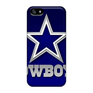 Fashionable Style Case Cover Skin For Iphone 5/5s- Dallas Cowboys BY icecream design