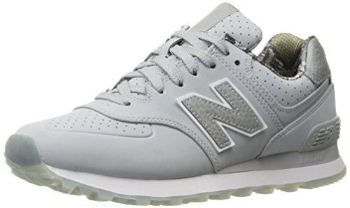 New Balance Mink Mink Classiques Wl574 Silver Femme Bottes silver gAYwgqdrx
