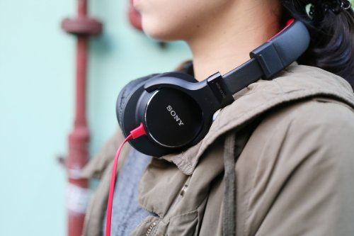 SONY MDR-ZX750/R Headphones Stereo Sound Monitoring Headphones MDRZX750 RED: Amazon.ca: Electronics