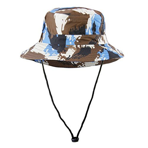 2b291ff5289 Kids Boonie Hat Sun Hats Boys Girls Toddlers Child Outdoors Camouflage Wide  Brim Hat Sombrero Sunhat