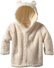 Magnificent Baby Baby Magnetic Smart Little Bear Fleece Hooded Jacket