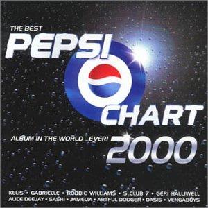 Best Pepsi Chart Album 2000