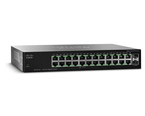 Compact Switch - Cisco Sg112-24 Compact 24-port Gbit Switch
