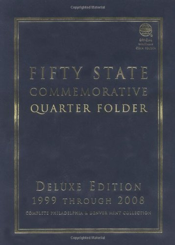 (Item Number:1582380783 Fifty State plus D.C. & Territories Commemorative Quarter Folder)