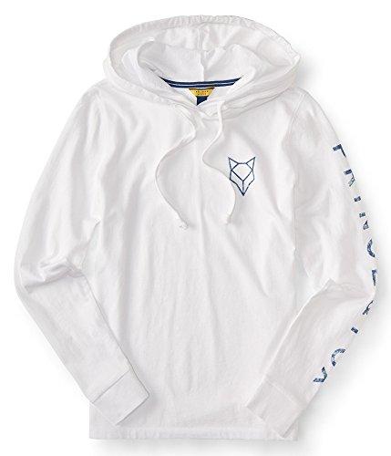 Aeropostale Womens Prince Hooded Shirt