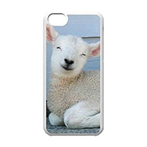 linJUN FENGProtection Cover Hard Case Of Sheep Cell phone Case For iphone 6 4.7 inch