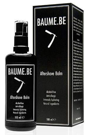 BAUME.BE Aftershave Balm, 3.4 oz