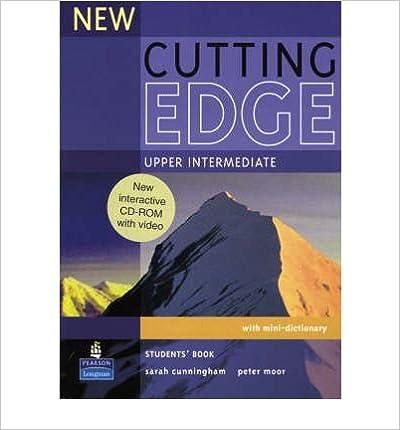 Cutting Edge Upper Intermediate Pdf