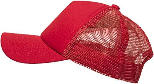 Hombre béisbol Gorra Rojo de para Balinco Izx0SZI