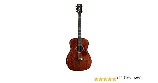 Cort Luce L450C - Guitarra (madera natural): Amazon.es ...