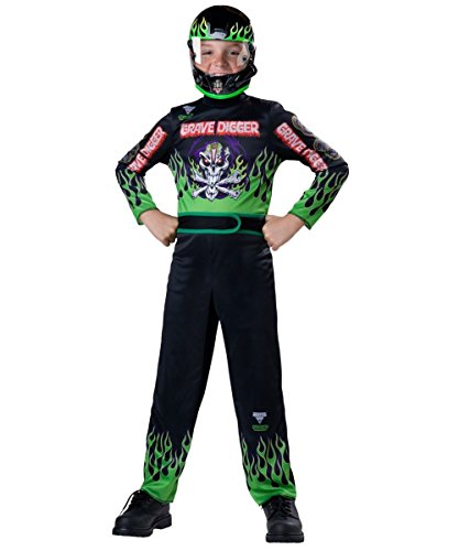 Grave Digger Child Costume - Medium -