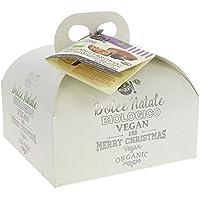 GO VEGAN Panettone Vegano De Trigo Orgánico 500g