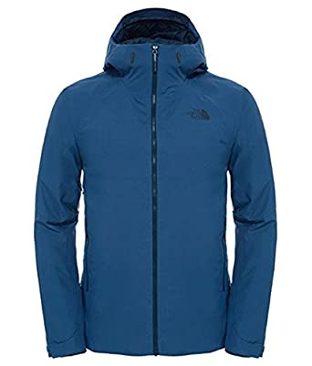 The North Face M Fuseform Montro Insulated Jacket Chaqueta, Hombre