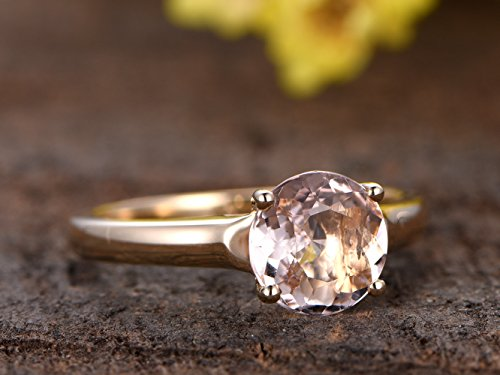 natural-7x7mm-round-cut-vs-pink-morganite-gemstone-ball-prong-plain-band-solitaire-stone-solid-14k-y