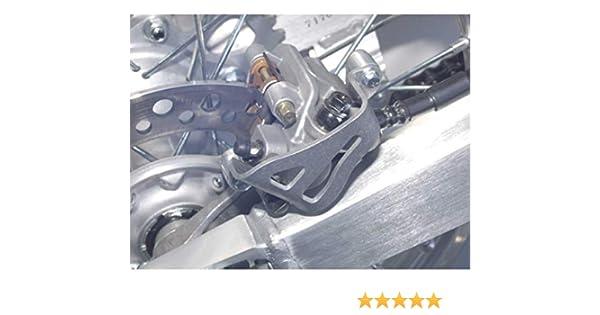 Honda Rear Disc Guard Fin:2000-2007 XR650R,1997-2001 CR125,250R Replaces OEM fin