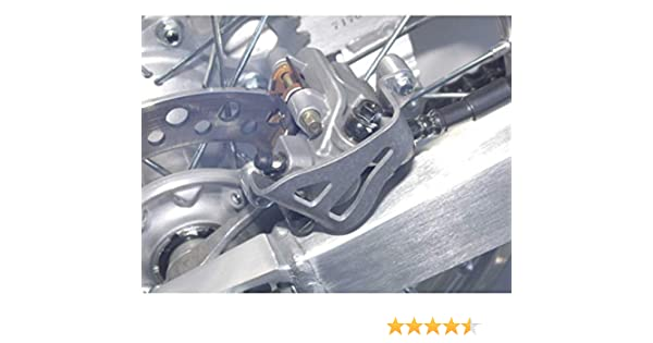 NiceCNC Rear Brake Hose Line Mount Guide for Kawasaki KX80 85 100 125 250 500