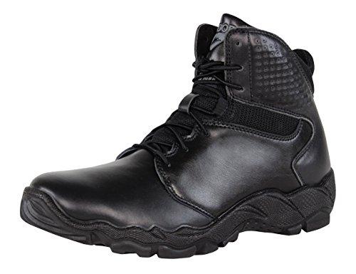CONDOR Men's Keaton 6'' Tactical Waterproof Professional Boots, Black, Leather, Nylon Fabric, 10.5 E (Leather Professional Waterproof Tactical Boot)