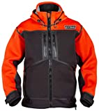 STORMR Strykr Neoprene Jacket, Safety Orange, Medium