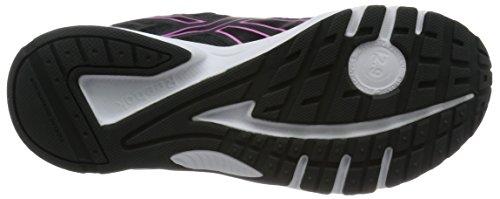 Pheehan 0 de Reebok nbsp;Chaussures Graphite sport femme Run Noir Rose 4 SUpdaTq
