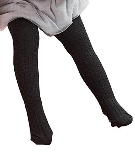 Socken YiyiLai Kind Strumpfhose Kinderstrumpfhose Schwarz Winter ...