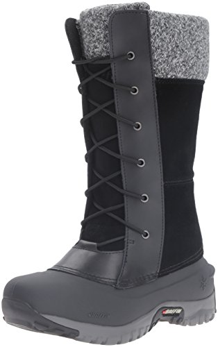 Snow Boot, Black, 10 M US ()
