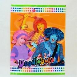 Doodlebops Loot Bags Case Pack 8