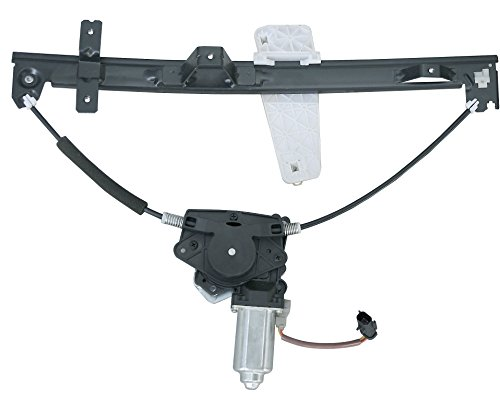 - VioGi Fit Front Passenger (Rihgt) Side Power Window Regulator w/ Motor For 99 Jeep Grand Cherokee 00 Grand Cherokee (Manufactured Before 03-09-2000)