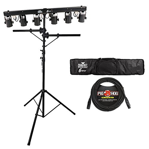 Chauvet 6Spot Led Color Changer Lighting System in US - 3
