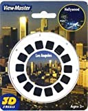 View-Master 3D 3-Reel Card Los Angeles & Hollywood California